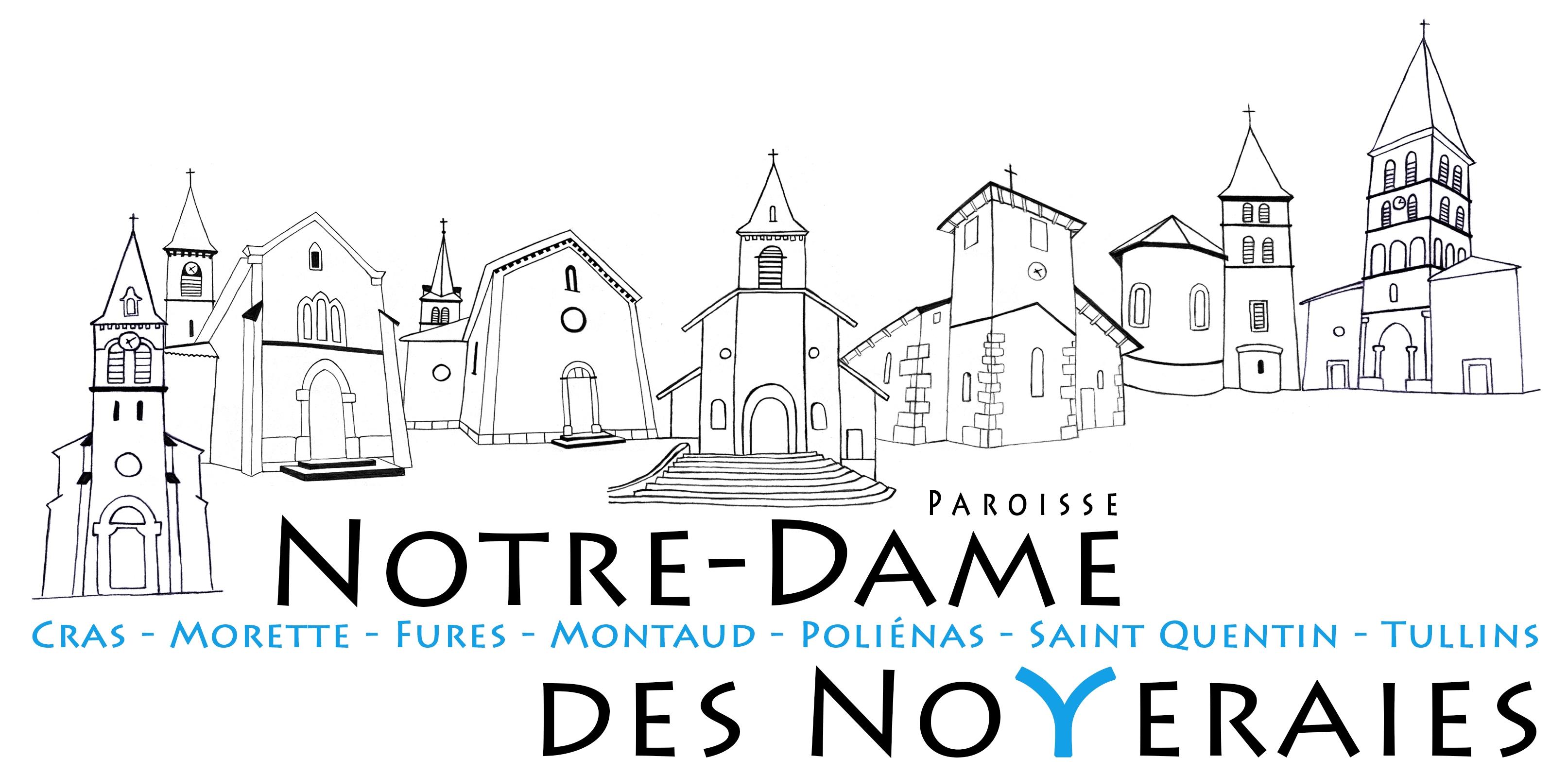 Paroisse Notre Dame des Noyeraies